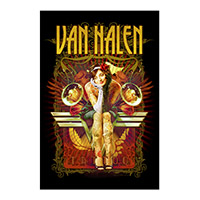 Van Halen Playing Cards
