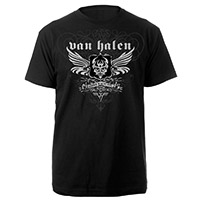 Van Halen Runnin' With The Devil Tee