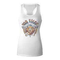 Van Halen Live 1982 Ladies Tank