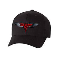 Van Halen Wings Logo Hat