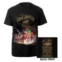TWOTW Blk Tour/Dates T-shirt