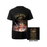 TWOTW Blk Tour/Dates Kids T-shirt