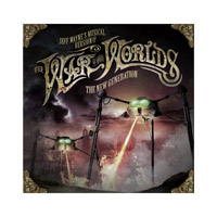 Jeff Wayne's Musical Version Of The War Of The Worlds - The New Generation 2CD