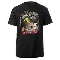 TWOTW Tour/ Itin 2014 Black T-shirt