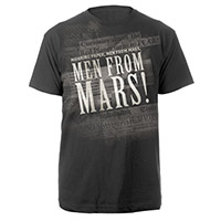 TWOTW Men are from Mars 2014 Charcoal T-shirt