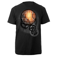 TWOTW Globe 2014 Black T-shirt