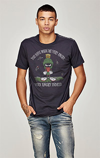 Marvin the Martian Short Sleeve Tee