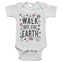 Walk Off the Earth Babies Onesie