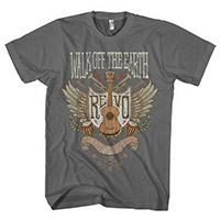 Walk Off The Earth Revo Charcoal T-shirt
