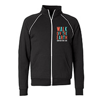 Walk Off The Earth Logo Men's Jacket