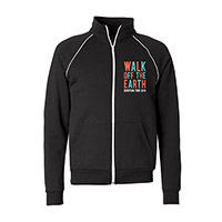 Walk Off The Earth Logo Ladies Jacket