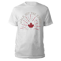 Walk Off The Earth Canadian Maple Leaf Tee