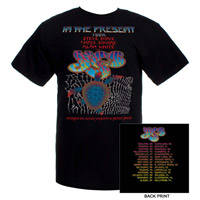 Official In The Present Tour Tee