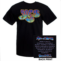 Official 2011 Rite Of Spring Tour Tee