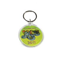 Fly From Here 2011 Keychain