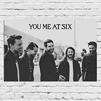 You Me At Six 2015 Poster