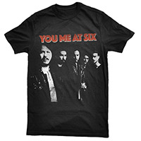 You Me At Six Photo Photo/Itin T-shirt