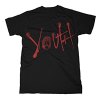 You Me At Six Youth Logo T-shirt