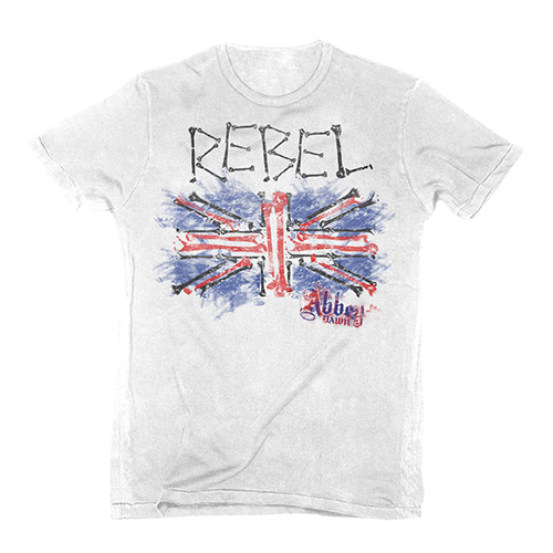 Rockin' Rebel Flag Tee