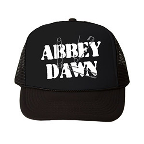 Safety Pin Trucker Hat
