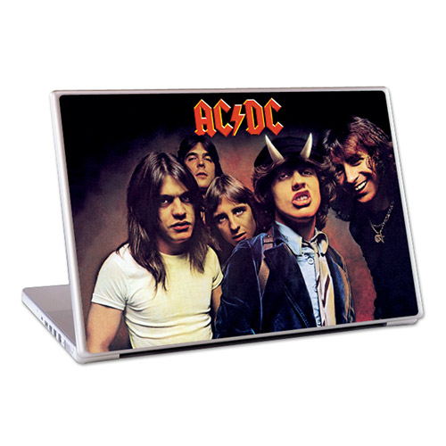 AC/DC Highway To Hell 13&quot; Lap Top Skin