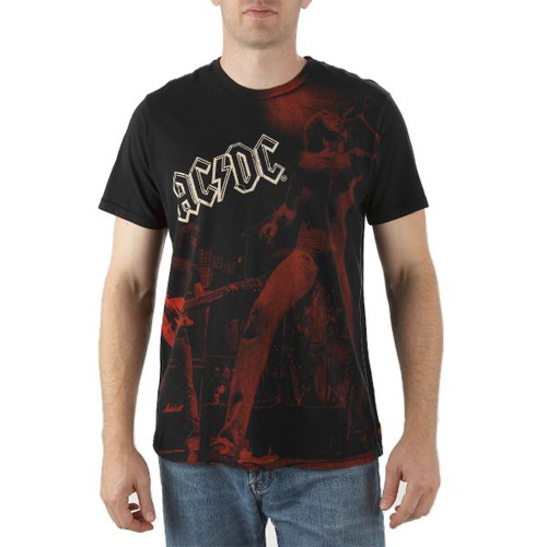 AC/DC Noise Pollution Tee