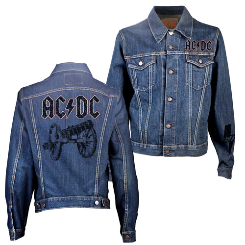 AC/DC FTATR Denim Jacket