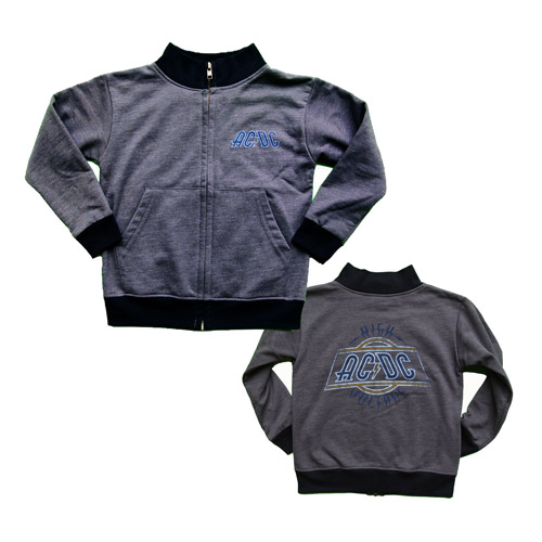 High Voltage Kids Zip Sweatshirt