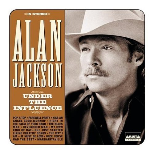 alan jackson album. Alan Jackson - Under The