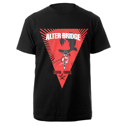 Alter Bridge Torch 2016 Tour Tee