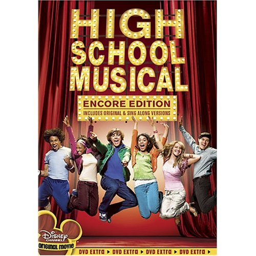 High School Musical (Encore Edition) (2006) [DVD]