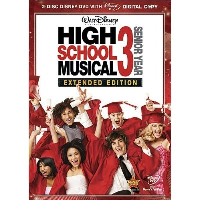 High School Musical 3: Senior Year (Extended Edition) (2008) [DVD]