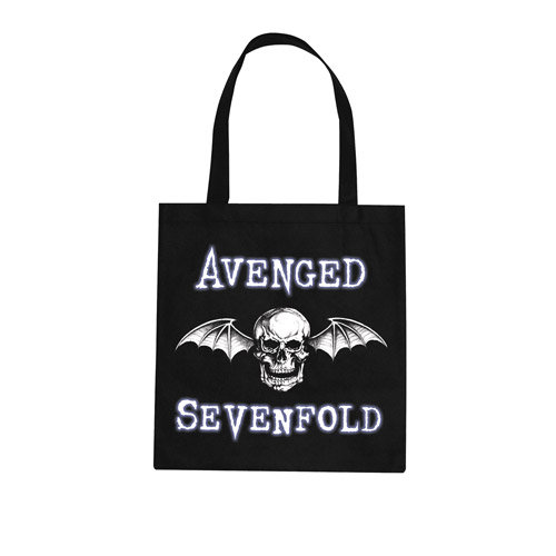 Avenged Sevenfold Deathbat Bag