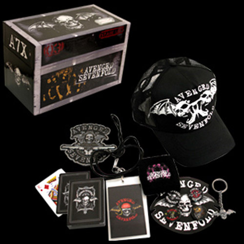 Avenged Sevenfold Gift Box