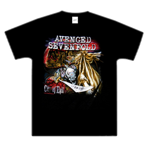 City of Evil T-Shirt
