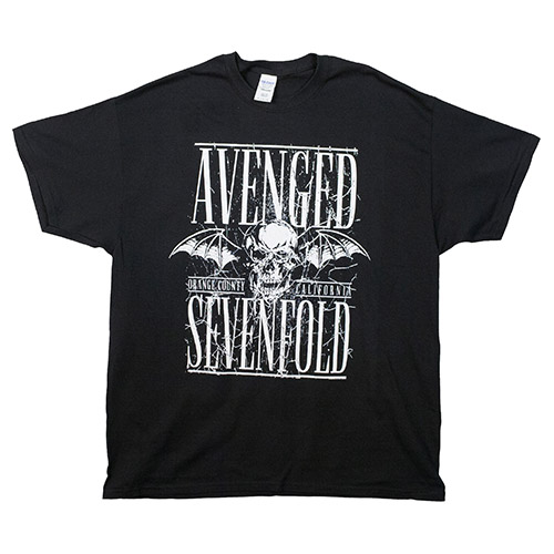 Avenged Sevenfold Bulletproof Tee