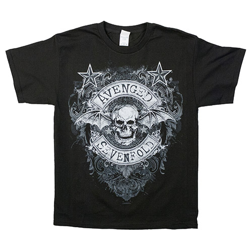Ornate Star Deathbat Tee