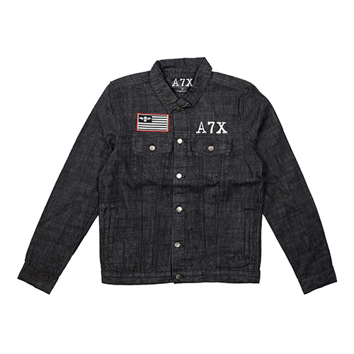 A7X Denim Jacket