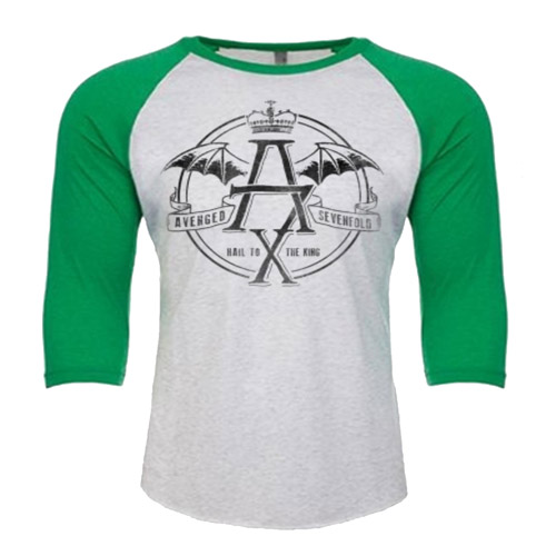 Hail to the King Raglan