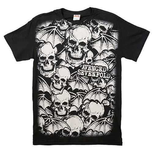 Deathbat Allover Tee