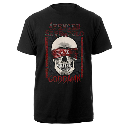 NEW! GOD DAMN Single Tee