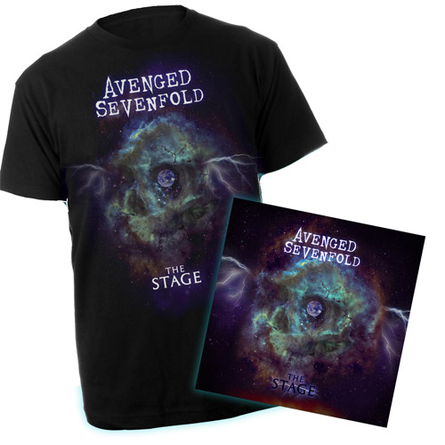 The Stage Tee & Double LP Vinyl