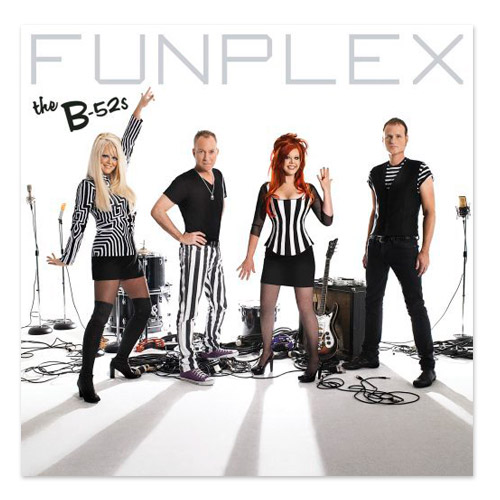 B-52s Funplex CD