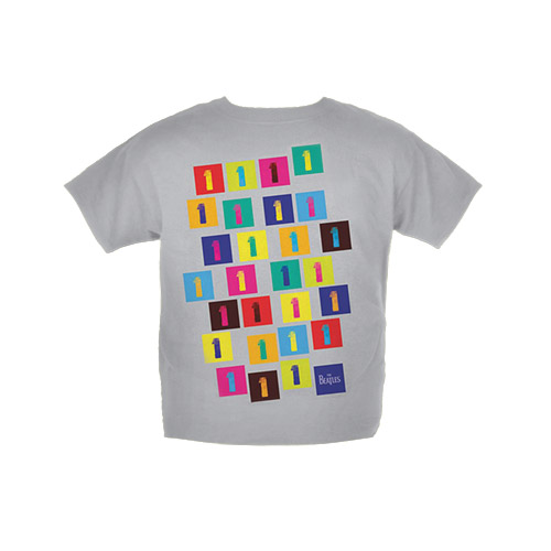 The Beatles Tiled Toddler Tee
