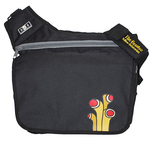 Yellow Sub Periscope Diaper Bag