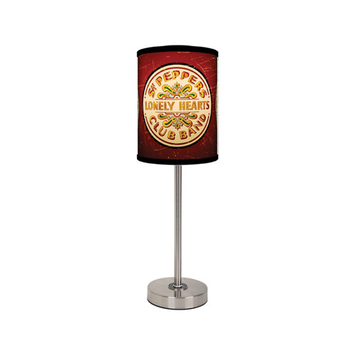 Sgt Pepper's Lamp Shade and Base
