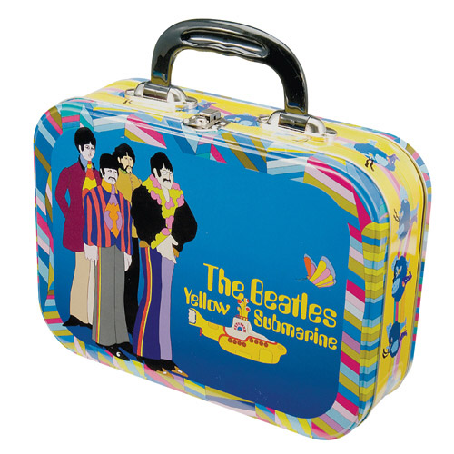 Yellow Submarine Tin Tote