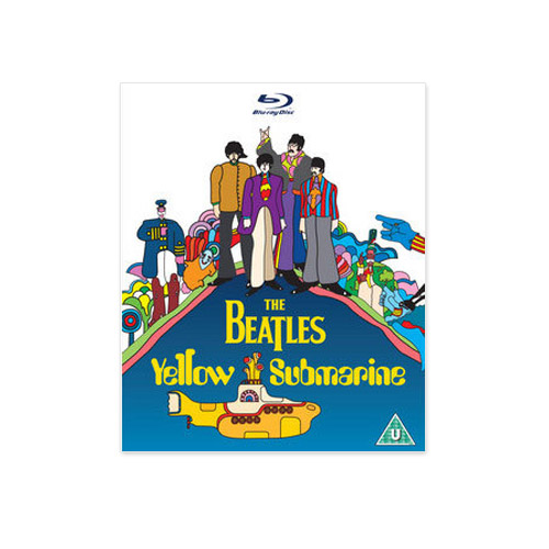 Yellow Submarine Blu-Ray