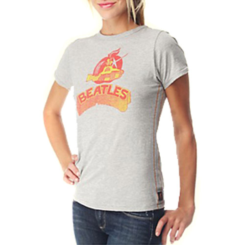 Beatles Sub 1969 Ladies Tee