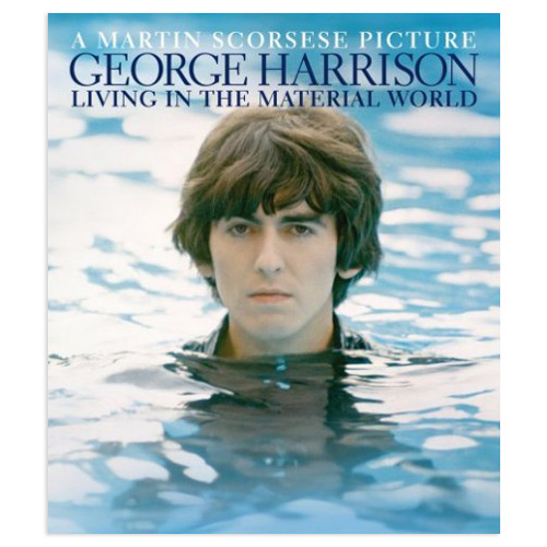 George Harrison:  Living In The Material World Box Set
